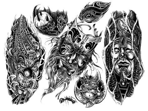 tattoo png wallpaper tattoo with transparent background img22 171 black and white