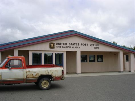 king salmon ak post office photo picture image