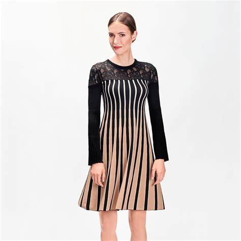 Kleider Der Marke Swing by Twinset Swing Strickkleid 3 Jahre Garantie Pro Idee