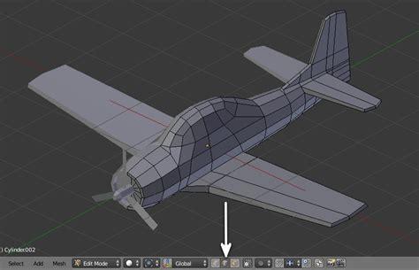 blender tutorial aircraft blender creating a low polygon airplane tutorial bij