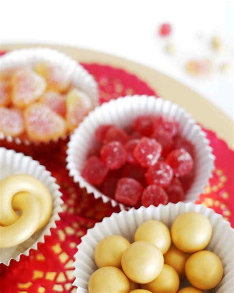 Decorative Nuts Chinese New Year Candy Tray Martha Stewart