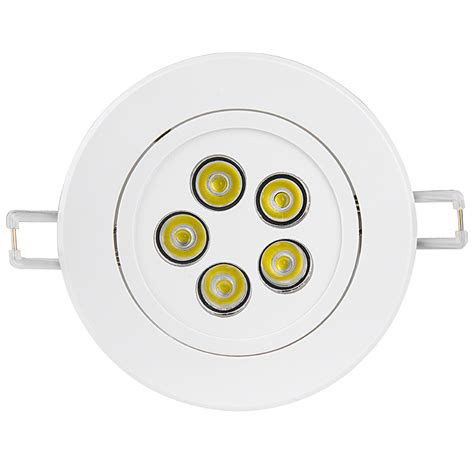 Recessed Led Light Fixtures Led Recessed Light Fixture Aimable 40 Watt Equivalent 380 Lumens Recessed Led Lighting