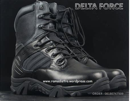 Jual Sepatu Delta Second jual sepatu import delta tactical boots made in usa