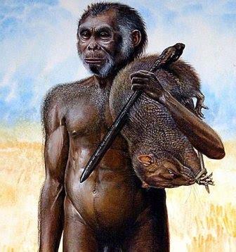Kaos The Hobbit 08 nasawewe ebugogo manusia purba penghuni lereng ebulobo