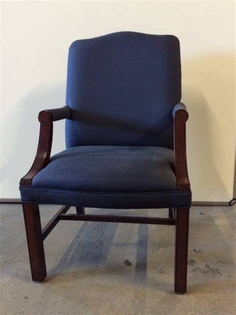 used office chairs kimball international guest chair at