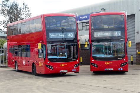 volvo bus reaches   milestone  hybrid sales   uk