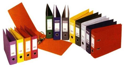 Buku Karton Folio edyindo beberapa peralatan kearsipan beserta pengertian dan gambarnya