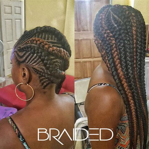 19 more big cornrow styles to feast your eyes on cornrow best 25 big cornrow braids ideas on pinterest big braid
