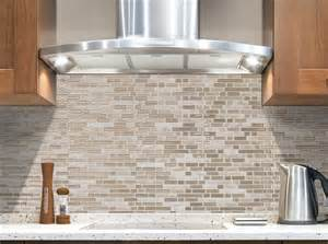 Self Stick Kitchen Backsplash by Blog Kitchen Only Smart Tiles