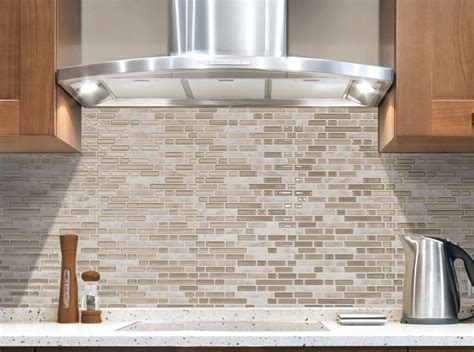 Self Stick Kitchen Backsplash by Inspiration Kitchen Only Smart Tiles