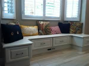 Nh Kitchen Cabinets Bench Seat Cabinets For Multi Purpose Storage Needs
