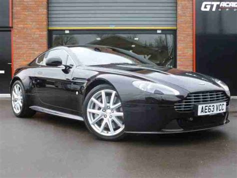 Aston Martin Owners by Aston Martin Vantage S V8 1 Owner Car For Sale