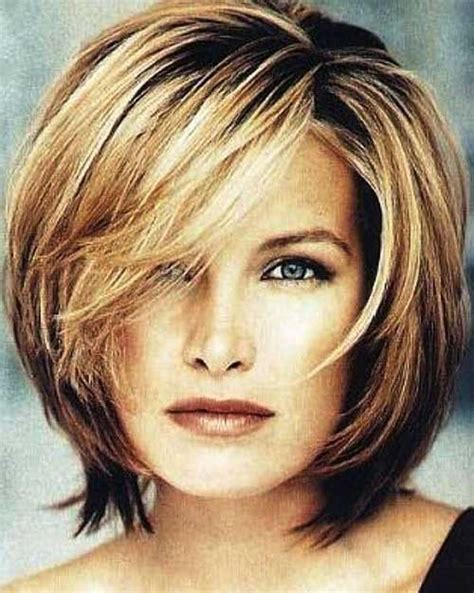 medium length bobs for fine hair short in back long in front 20 latest bob hairstyles for women over 50 bob