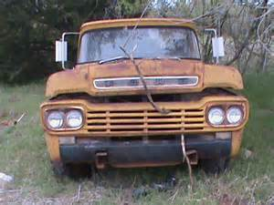 57 find at junk yard also f500 ford truck
