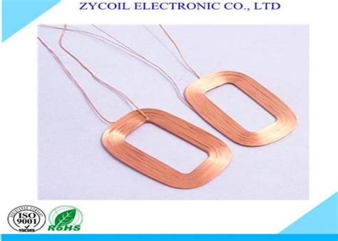 magnetic inductor details of square magnetic air inductor coil electromagnetic induction coil winding