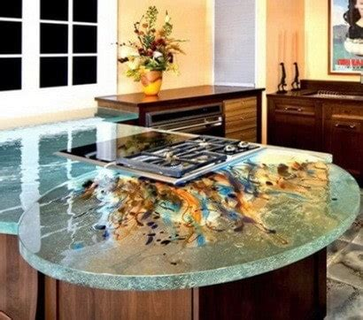 cool countertop ideas 35 kitchen countertop unique options and ideas us3