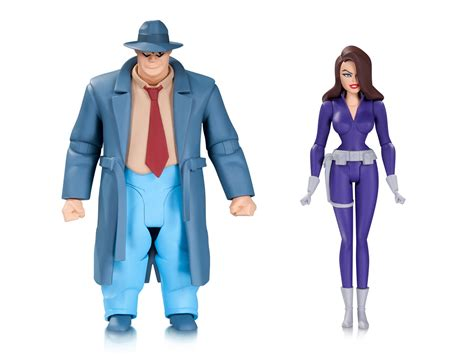 animated figurines new dc collectibles batman animated figures revealed the