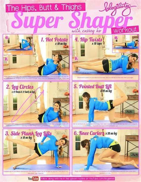 workout potato hip twists leg circles pointed lift side plank leg lifts knee