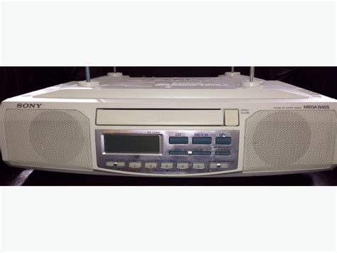 sony counter radio cd player west shore langford