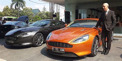 kisaran harga mobil james bond  indonesia kompascom