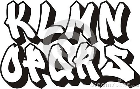 lettere strane graffiti font part 2 royalty free stock photography