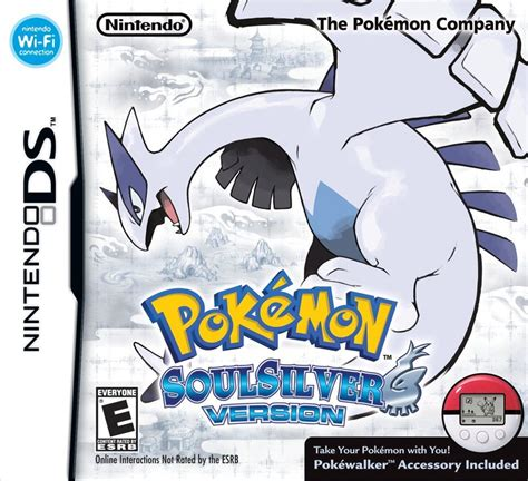 gold and soul silver version soulsilver version ds review any