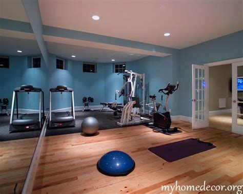 home gym decor ideas 10 inspirational modern home gym design ideas dream