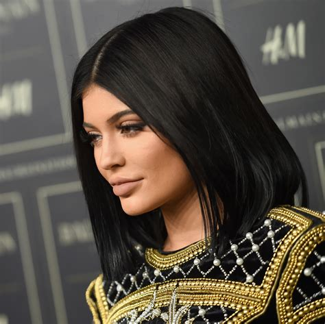 celebs who did kylie jenner s blunt bob first