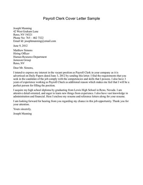 clerical cover letter best photos of templates for clerical cover letter sle