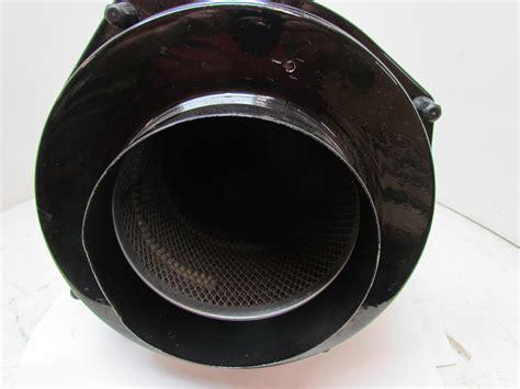 Housing Filter 20 Nanotec Inlet Outlet 34 donaldson a132001 eba konepac air cleaner 8 quot inlet outlet p141228 filter housing ebay