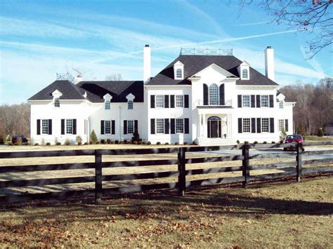 characteristics of a ranch style house architecture plan characteristics of georgian style