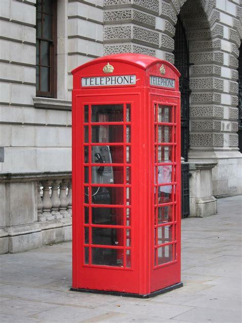Telephone Box the graveyard of the classic telephone box