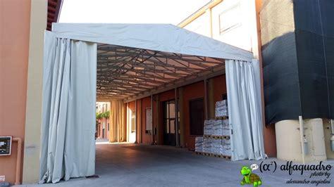 tettoia mobile tettoia mobile con copertura in pvc parma