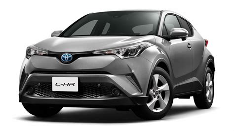Toyota Japan Toyota C Hr Nears Production Phase To Hit Japan Market By