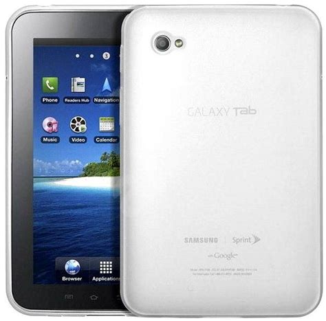 Samsung Galaxy Tab 1 Type P1000 samsung galaxy tab p1000 protective back cover