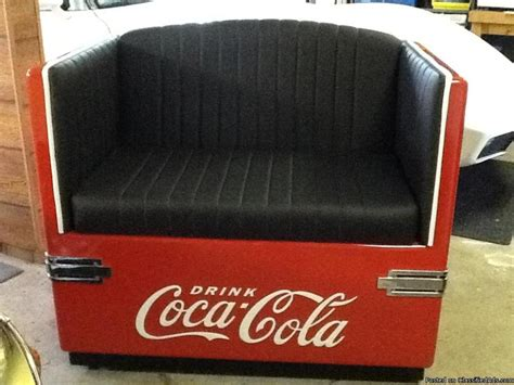 coca cola couch coca cola couch for sale classifieds