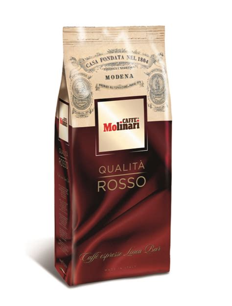 Caffe Molinari Riserva Gourment Italia caff 233 molinari rosso coffee beans blend