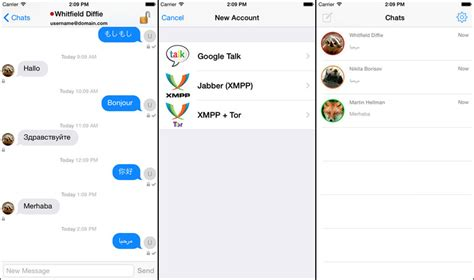 ios message for android 6 free secure and encrypted text messenger for iphone ios