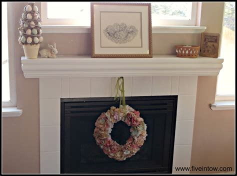 Can You Paint Tile Around Fireplace by Painting Tile And Other Ways To Save An Fireplace