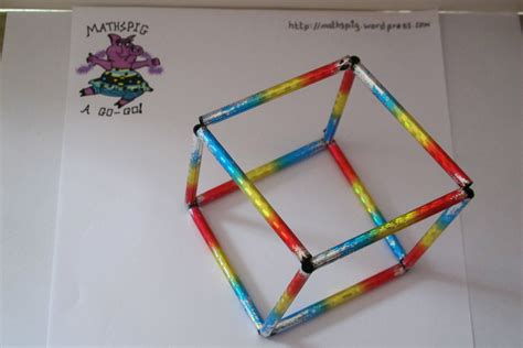 How To Make A 3d Cuboid Out Of Paper - build your own cube mathspig