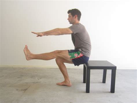 one leg squat on bench one exercise every gaa player needs to do gaatraining com