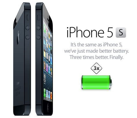 iphone 5 better battery new iphone 5s same as iphone 5 but with 3x powerful