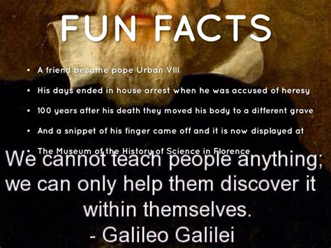 galileo biography facts galileo galilei by megan gallagher