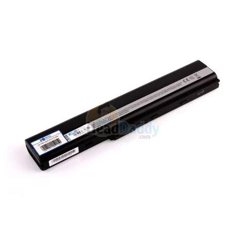 Original Battery Baterai Batre Asus K52 A42 X42 X52 A42 Diskon battery nb asus k42 hi power