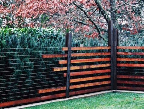 cool fence ideas for backyard 40 creative garden fence decoration ideas