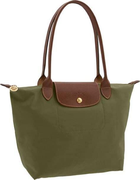 Le Pliage Green Msh tote bags longch green bag