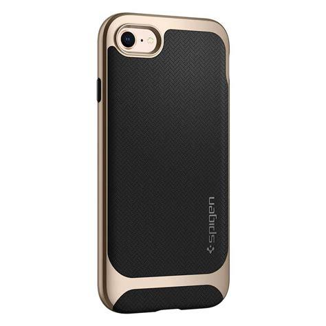 Spigen Hybrid Iphone 7 Gold spigen 174 neo hybrid herringbone 054cs22201 iphone 8 7 chagne gold spaceboy