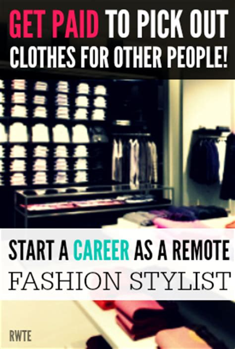 Online Stylist Jobs Work From Home - how to get paid to pick out clothes for other people
