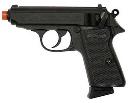 Jual Airsoft Gun Walther Ppk Walther Ppk S Gas Blowback Airsoft Pistol Airsoft Guns