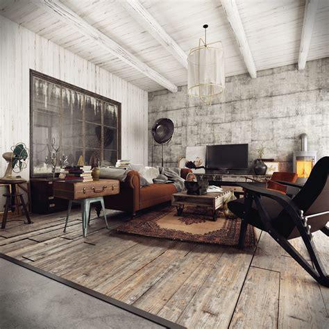 home interior inspiration dazzling vintage industrial home inspiration